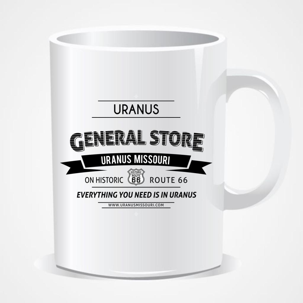 General Store 3 Mug