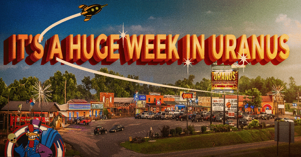 Huge Week in Uranus