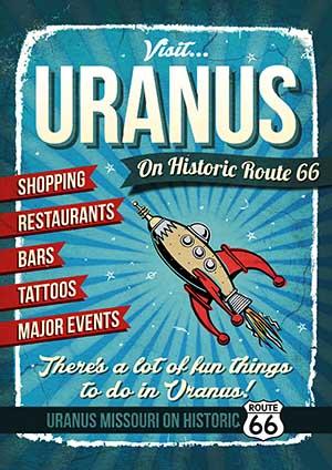 Uranus Missouri